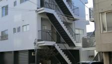 鉄骨4階建てビルのリノベーション